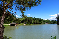 Alto Adige (Italy) - Siusi: laghetto di Fi  Huber Weiher (Laghetto superiore) (Massimo Battesini) Tags: nationalgeographic worldtrekker fujifilmxt1 fuji xt1 fujixt1 fujifilm finepix fujinon fujinonxf18135 fuji18135 fujifilmfujinonxf18135mmf3556rlmoiswr lago lake lac see italia italie italien trentinoaltoadige europa europe siusi fieallosciliar it laghettodifi huberweiher laghettosuperiore