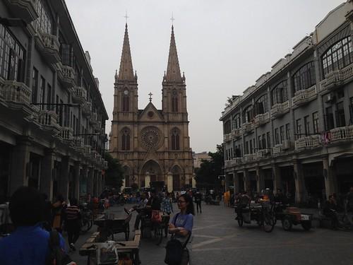 Sacred Heart in Guangzhou