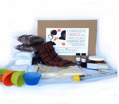 Complete Candy and Chocolate Making Kit (itsgrowandmake) Tags: candy hard kits making