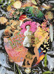 eternal prisons (Cerebral Lust) Tags: woman abstract art statue collage still artwork women buried handmade ground armless eternal prisons obscure legless handmadecollage beautfiul cerebralust cerebrallust growingtropics
