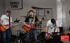 Концерт в Honky Tonk
