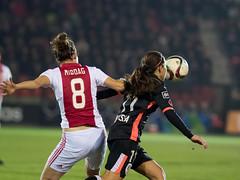 O3204169 (roel.ubels) Tags: amsterdam sport soccer ajax standard league luik voetbal bene 2015 topsport vrouwenvoetbal beneleague