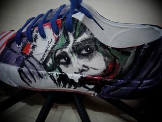 scarpa decorata