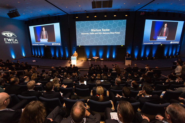 EWEA OFFSHORE 2015 - the largest wind energy conference & exhibition