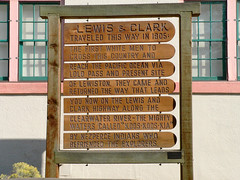 021-04 USA, Idaho, Lewiston, Historical Notice Marker Board (Aristotle13) Tags: id idaho lewiston 2007 usavacation