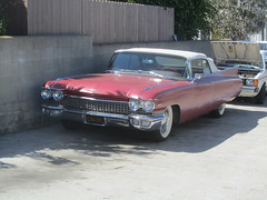 Cadillac Convertible (MR38.) Tags: california walk convertible lajolla cadillac photowalking