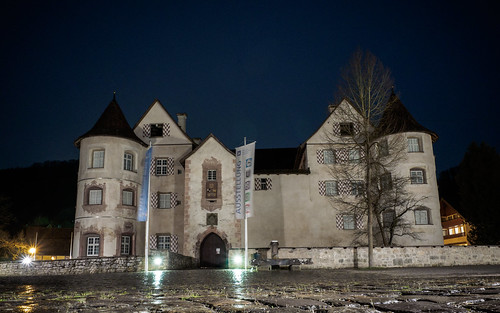 075/365: Wasserschloss Glatt