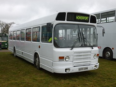 Q255 GRW (markkirk85) Tags: new bus buses festival kent south 1988 automotive east national division leyland dunlop hoverspeed 2015 grw q255grw q255