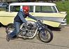 What defines a custom ride...