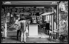 Antico (prbimages) Tags: street people food coffee restaurant cafe drink candid streetphotography australia melbourne victoria lane laneway barista antico flinderslane centreplace sonya7ii anticocoffee