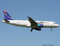 Hello (Jacques PANAS) Tags: hello airbus a320214 hbjiy msn1171