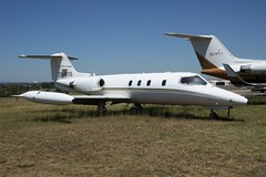 ZS-NYG (IndiaEcho) Tags: africa airport aircraft aviation south aeroplane international civil 25 canoneos johannesburg fala airfield learjet hla lanseria 1000d zsnyg