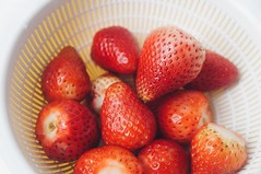 Ichigo Daifuku (Strawberry Mochi) (Erika Low Yue Huan) Tags: food dessert japanese strawberry sweet mochi ichigo wagashi daifuku