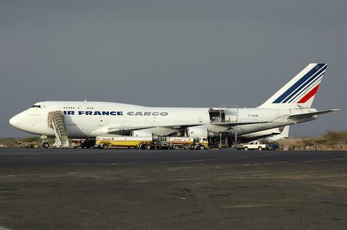 Boeing 747-428 (BCF) F-GISB