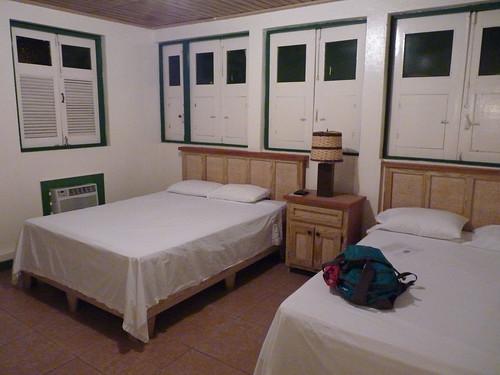 Jayuya, Hacienda Gripinas bedroom