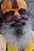साधु sādhu (YellowSingle 单黄) Tags: nepal temple nikon religion passion shiva hinduism f28 sadhu pashupatinath 2470mm saddu bagmati d700 sādhu साधु