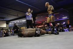 AML Wrestling in Winston-Salem, NC On April 19, 2015 (Tracy Myers, Architect Of Ideas) Tags: aj styles wwe wwf wcw roh tna