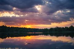 Spring sunset (Sorin Mutu) Tags: sunset zeiss explore carl romania m42 flektogon 20mm bucuresti apus f24 tineretului