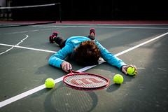 Got Tennis? (AngelBeil) Tags: sports tennis wilson tenniscourt fdt facedowntuesday