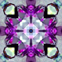 Crystal Flower (Cristina Burns) Tags: abstract contemporaryart swarovski cristinaburns