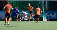 15054032 (roel.ubels) Tags: hockey amsterdam sport oz eindhoven playoffs finale zwart oranje fieldhockey ahbc 2016 topsport knhb