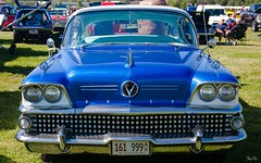 big blu Buick... (Stu Bo.. tks for 8 million views) Tags: usa sunlight beautiful car canon reflections rebel buick whitewalls classiccar vintagecar ride wheels smooth machine vivid happiness oldschool grill chrome warrior iconic luxury streetrod horsepower bestofshow customcar coolcar showcar vintageautomobile worldcars onewickedride hangingoutwiththefamily certifiedcarcrazy sbimageworks canonwarrior