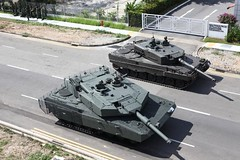 Singaporean Leopard 2SG and 2A4 tanks (Bro Pancerna) Tags: leopard tanks singaporean 2a4 2sg