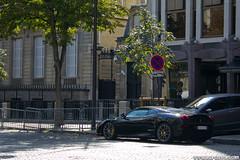 Spotting 2011 - Ferrari 430 Scuderia (Deux-Chevrons.com) Tags: auto street paris france car automobile automotive ferrari spot voiture exotic coche spotted gt rue scuderia supercar spotting exotics f430 430 ferrarif430 sportcar ferrari430 croise ferrarif430scuderia ferrari430scuderia