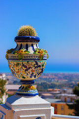 The pot (Robert Mind) Tags: city sea summer sky color canon photography photo day sicily