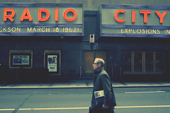 Radio City (Alessio Trerotoli) Tags: life street city nyc newyorkcity people urban newyork vintage photography photo manhattan fineart citylife citylights radiocity