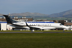 G-WIRG.EDI150516 (MarkP51) Tags: plane airplane scotland airport nikon edinburgh image aircraft aviation legacy edi embraer bizjet egph corporatejet 135bj d7200 gwirg markp51
