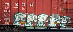PAPER, Byrd, Neenah, 30 May 16 (kkaf) Tags: paper graffiti byrd neenah