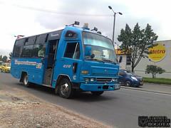 Colectivo Coop Trans Tequendama Ltda, 070 (Los Buses Y Camiones De Bogota) Tags: colombia bogota coop trans autobus colectivo 070 soacha tequendama ltda busologia