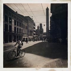 Bologna, Italy (occhio.privato) Tags: bologna hipstamatic