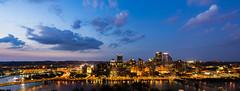 Pittsburgh Skyline (Ryan Grewell Photography) Tags: landscape nikon long exposure pittsburgh d810 1424g