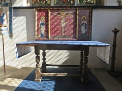 Barnack Cambridgeshire (jmc4 - Church Explorer) Tags: barnack church northamptonshire altar reredos chapel