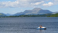 Ben Lomond (Traigh Mhor) Tags: june scotland glasgow balloch lochlomond 2016
