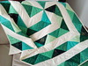 Emerald-lap-quilt_000004 (irina_vykhrestiuk) Tags: modern quilt handmade homemade twin kid child patchwork bedding bed quilting memory throw