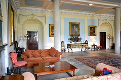 slane castle interni (VoloGratis) Tags: travel ireland travels viaggi irlanda viaggiare travelblogger