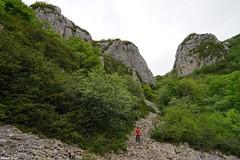 Eboulis au pied des falaises de St Thiebaud - Mont Poupet (francky25) Tags: eboulis au pied des falaises de st thiebaud mont poupet franchecomt exploration prospection jura