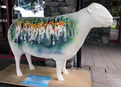 Harrison (Cumberland Patriot) Tags: lake by harrison sheep theatre painted go cumbria trust keswick calvert the ewe cumbrian herdwick goherdwick