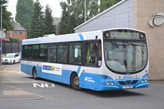 Translink Ulsterbus 782 TCZ1782 (Will Swain) Tags: 9th june 2016 bus buses transport travel uk britain vehicle vehicles county country northern ireland town centre translink ulsterbus 782 tcz1782 tcz 1782 lisburn