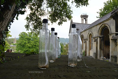 utopia:dystopia Walcot Chapel (Henja) Tags: henja kerkhof walcot chapel utopia dystopia drawing garden instalatie