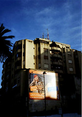 Tanger - 05 (bernardtribondeau) Tags: architecture bars beaches marocco tangier