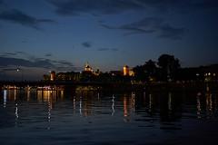 Wawel (Kadrolog) Tags: krakoff krakow krakw cracow wawelcastle wawel zamek castle royalcastle zamekkrlewski river rzeka vistula wisa dusk zmierzch reflections
