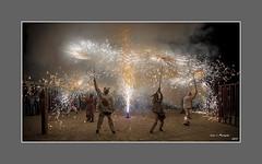 ALIAGA.- Fiestas de San Juan (Juan J. Marqués) Tags: color luz fiestas fuego aliaga correfuegos