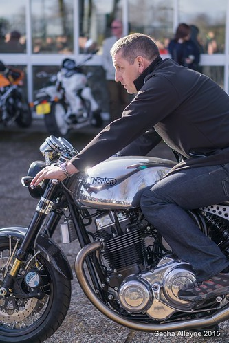 MCN Scottish Motorcycle Show 2015