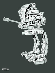 Star Wars stencil by #fftw (tim constable) Tags: streetart film movie grey mono starwars stencil mural lego famous explorer weapon scifi stormtrooper outline saga iconic droid fftw timconstable rtwalker