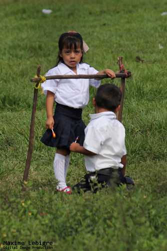 School uniform - Guatemala