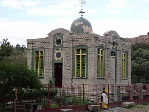 Nhà thờ Đức Mẹ Mary
